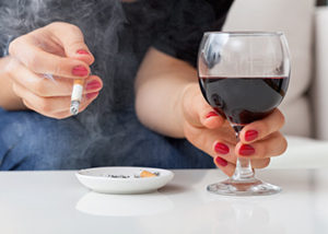 飲酒と喫煙