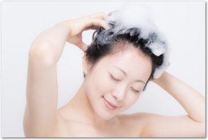 洗髪の仕方が原因でできる頭皮ニキビ